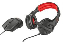 buy Gaming Headset - TRUST HEADPHONES GAMING GXT 784 + MOUSE