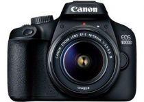 buy Canon Digital Cameras - Digital Camera Canon EOS 4000D Kit + EF-S 18-55 DC III