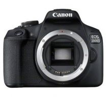 Comprar Cámara Digital Canon - Cámara digital Canon EOS 2000D Body 2728C001