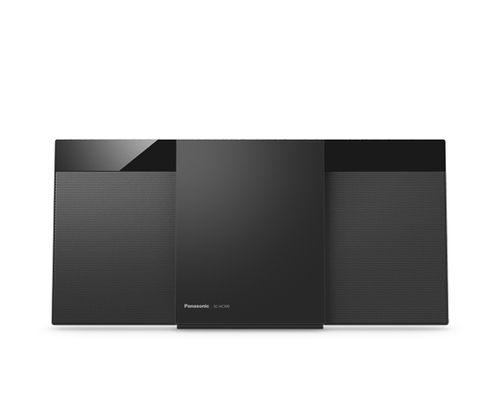 Microcadena Panasonic SC-HC304EG-K black