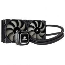 Comprar Coolers - Corsair Hydro Series, H100x - 240mm Radiator, Dual 120mm PWM F CW-9060040-WW