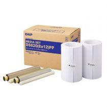 achat Accessoires POS - DNP DS 820 PP Media Kit 20x30 cm 2x 110 Prints 212822