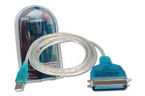 buy Cables - DIGITUS USB - Parallel DruckerCable 1,8 m