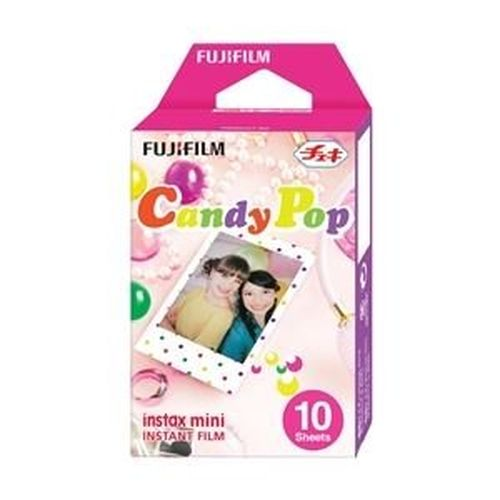 Fujifilm instax mini Film Candypop NEW