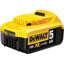 achat Batteries pour Outils - Batterie DeWalt DCB184 18Volt 5Ah XR Li-Ion DCB184-XJ
