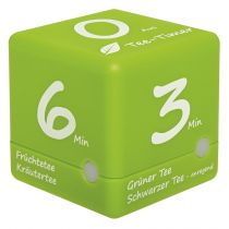 buy Kitchen Helpers & Accessories - TFA 38.2035.04 Cube Timer Digital Tea Timer