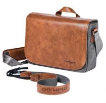 achat Etui Olympus - Olympus OM-D Messenger cuir Bag + Strap
