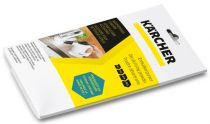 achat Accessoire Nettoyage - Karcher Decalcifying powder (6x 17gr) pour Nettoyeur Vapeur