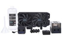 Comprar Cooling - Alphacool Hurricane Copper 45 2x140mm Water cooling | 35,8 dB | 130 m³ 1012755
