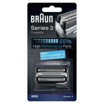 achat Accessoires Rasoir - Braun Kombipack 32S - Braun Series 3 Model 3090cc, 3040s, 395cc, 370cc
