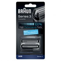 Comprar Accesorios Maq. Afeitar - Braun Kombipack 32B - Braun Series 3 72850