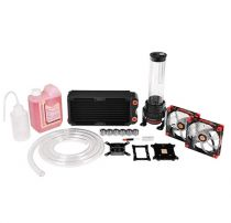 Comprar Cooling - Thermaltake Pacific RL240 Water Cooling Kit | 20,7 dB | 85,7 m³/h (50, CL-W063-CA00BL-A