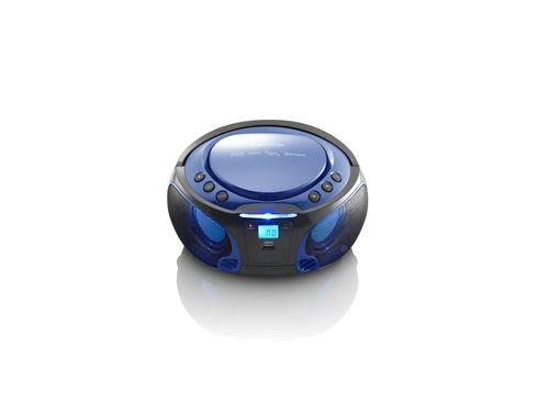 Radio CD Lenco SCD-550 blue