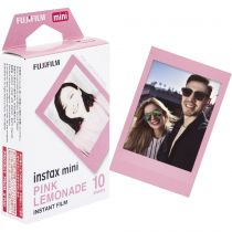 Comprar Película instantánea - Fujifilm instax mini Film Rosa lemonade 16581836