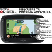 Comprar TomTom - GPS TomTom Rider 500 EU 1GF0.002.00