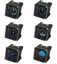 Comprar Volantes & Joysticks - Joystick Logitech G Saitek PRO Flight Instrument Panel | USB 945-000008
