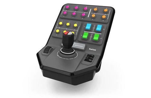 Joystick Logitech G Saitek Farm Sim Vehicle SidePanel | USB