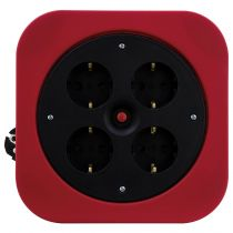 Comprar Adaptadores para Red - REV Cable Box S S-Box red 10m 10012600