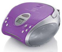 Radio CD Lenco SCD-24 purple