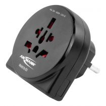 buy AC Adapter - Ansmann Reisestecker World to EU