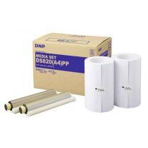 achat Accessoires POS - DNP DS 820 PP Media Kit A 4 2x 110 Prints 212823