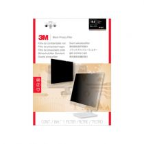 Comprar Proteción Pantalla - 3M PF190 Privacy Filtro Negro para 48,3cm (19,0 ) 5:4