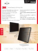 Comprar Proteción Pantalla - 3M PF240W1F  Privacy Filtro Frame 60-61cm (23,6-24  ) 16:10