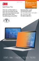Comprar Proteción Pantalla - 3M GFNAP004 Privacy Filtro Gold Apple MacBook Pro 13  Retin