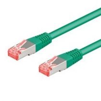 Comprar Cable Red - DIGITUS Cable S-FTP CAT6A LSOH VERDE (FULL
