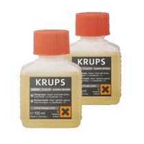 Comprar Accesorios Cafeteras - Krups XS 9000 Liquid Cleaner  2x XS 9000