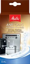 Comprar Accesorios Cafeteras - Melitta Anticalc Espresso Machines