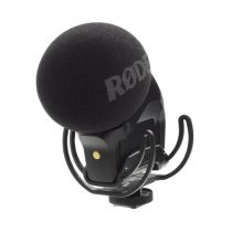 Comprar Microfones - Rode Stereo VideoMic Pro Rycote