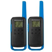 Comprar Walkie Talkies Motorola - Walkie Talkies Motorola TALKABOUT T62 blue 188044