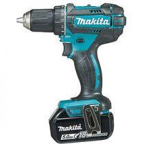 Comprar Atornilladores a batería - Makita DDF482RTJ 18V 2x BL1850B Atornillador sin cable DDF482RTJ