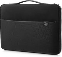 Comprar Fundas y Maletin Portatil - HP Carry Sleeve 15´´ - Black/Silver 3XD36AA#ABB