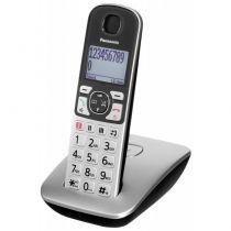 Comprar Teléfonos Inalámbricos DECT  - Telefono Panasonic KX-TGE510GS KX-TGE510GS