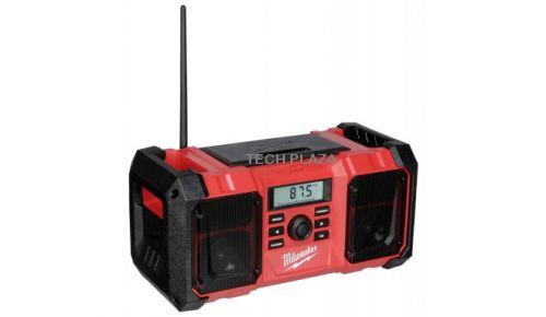 Radio Milwaukee M18JSR-0 Jobsite /Bateria-Radio
