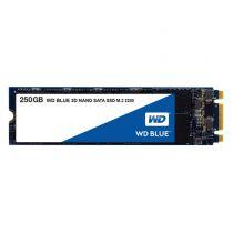 Comprar Discos SSD - Disco Western Digital SSD Azul 250GB M.2 2280  WDS250G2B0B
