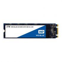 Comprar Discos SSD - Disco Western Digital SSD Azul 2TB M.2 2280  WDS200T2B0B