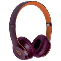 achat Monster Beats - Casque Beats Solo3 Sans fil On-Ear Casque Pop Magenta MRRG2ZM/A