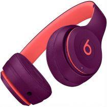 Cascos Beats Solo3 Inalambrico On-Ear Auriculares Pop Magenta