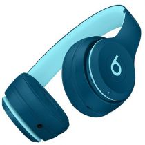 Cascos Beats Solo3 Azul Inalambrico On-Ear Pop