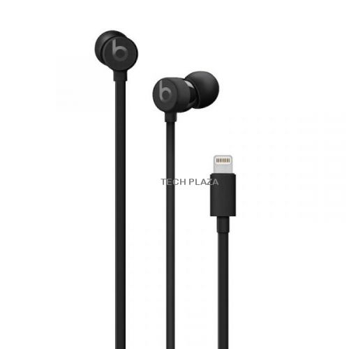 Cascos Beats urBeats3 Earphones Negro + Lightning Connector
