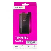 achat Accessoires Apple iPhone X / XS - Evelatus Verre trempé 3D Noir pour iPhone X/XS