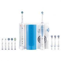 Comprar Cepillos dentales eléctricos - Cepillo Dental Braun Oral-B Center OxyJet Oral Irrigator + Oral-B SMAR