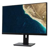 achat Ecran Acer - Ecran Acer B277Ubmiipprzx 27´´ black, HDMI, QHD, Ergonomic stand | 2 UM.HB7EE.014