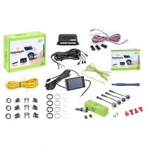 Comprar Sensores Marcha Atrás - Kit Park Assist + display 632201 Valeo 4 sensores modelo 2018  parking