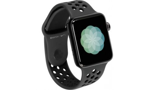 Smartwatch Apple Watch Nike+ Series 3 GPS Cell 38mm Grey Alu Nike Band