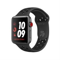 achat Smartwatch - Smartwatch Apple Watch Nike+ Series 3 GPS Cell 42mm Grey Alu Nike Band MTH42ZD/A