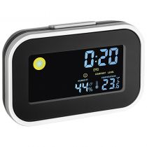 buy Alarm clock - TFA 60.2015 Alarm Clock + Indoor Climate